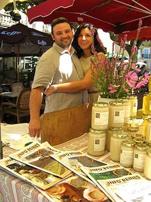 Lieux de vente des miels de terroir des Ruchers de la Bonnechere